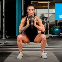 kb squat